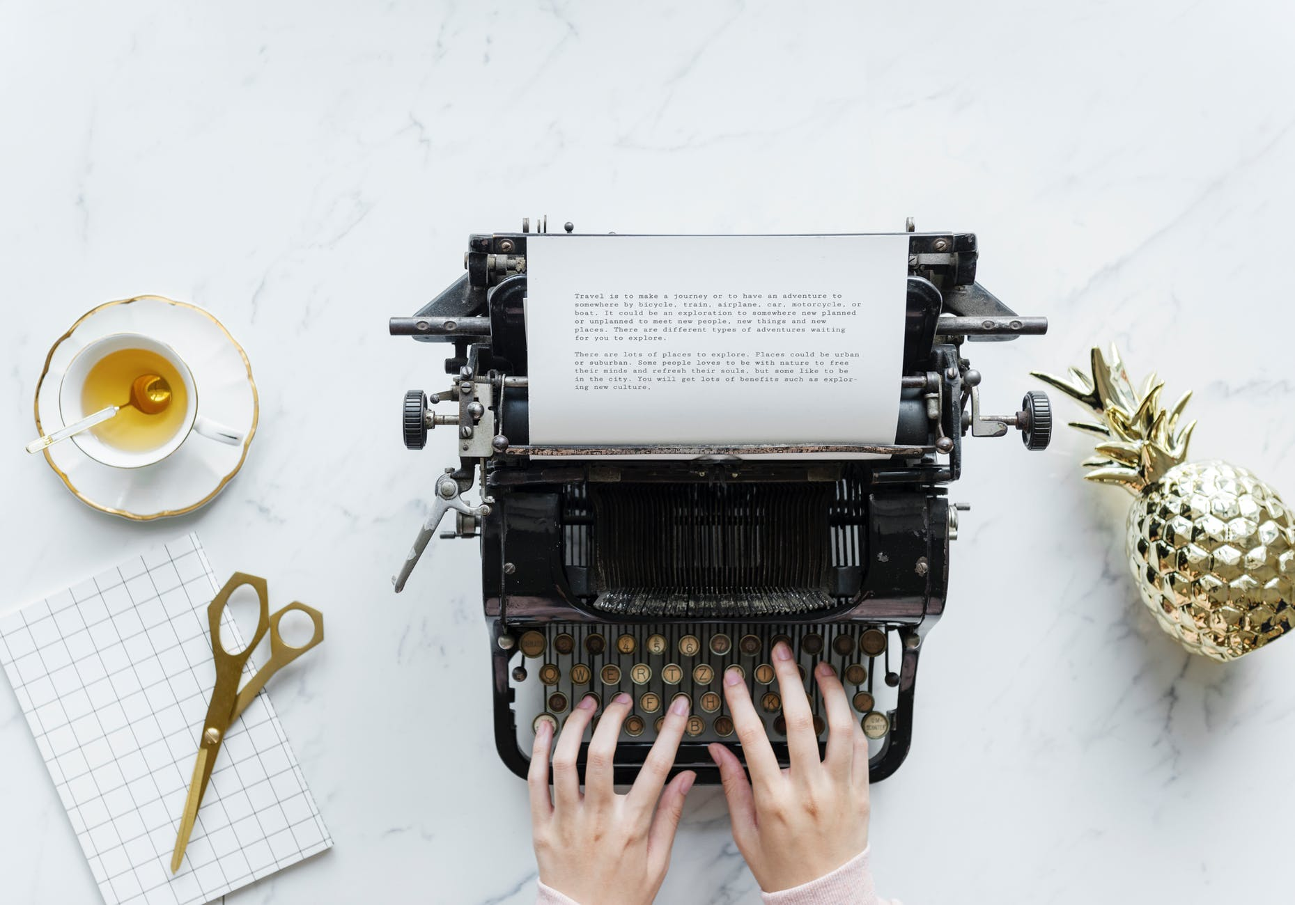 4 Tips to Create Compelling Content